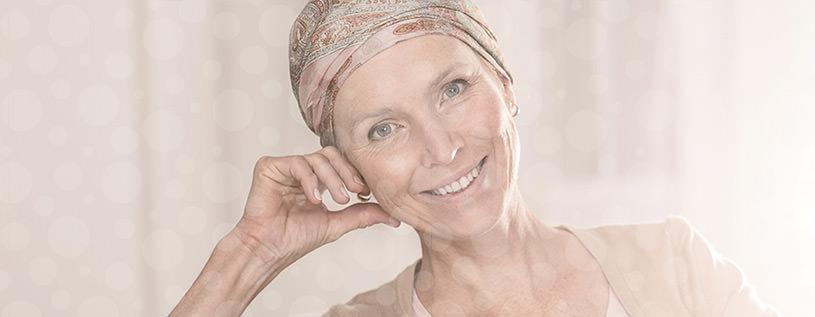 Vivendo com o câncer e não para o câncer